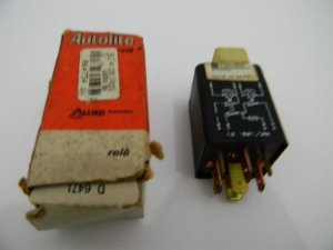 Rele Autolite Ar Condicionado C/Fusível Santana 1984
