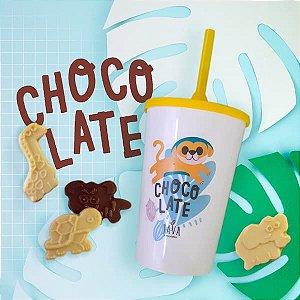BICHINHOS de Chocolate com COPO - INFANTIL 175g