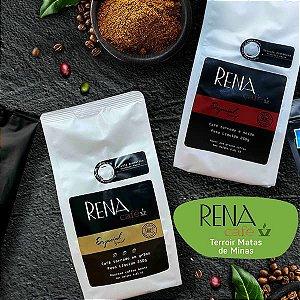 RENA CAFÉ - 250 g - Grão ou moído