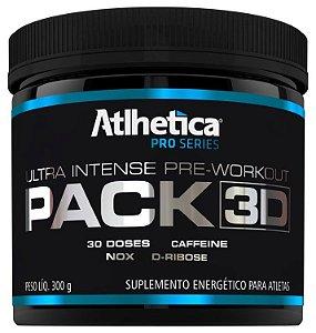 Pack 3D Pré-Workout (300g)