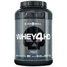 Whey 4Hd -BlackSkull