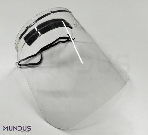 Protetor facial - Face shield - 5 UNIDADES