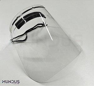 Protetor facial - 100 UNIDADES
