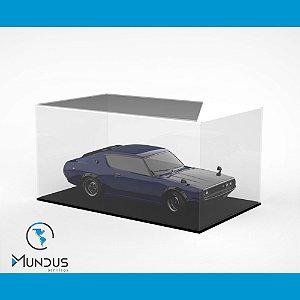 Expositor para Miniatura de Veículo