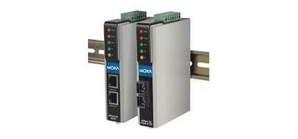MOXA NPORT IA-5150-T INPUT 12-48 VDC – 358 mA