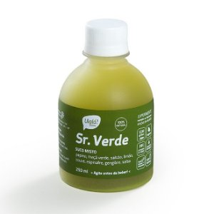 Mini Sr. Verde - 250 ml
