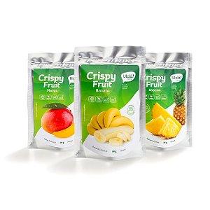 Crispy Fruit - 3 sabores