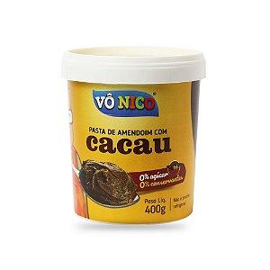 Pasta de Amendoim com Cacau 400g