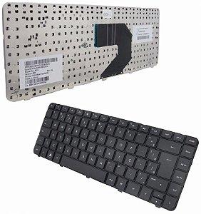 Teclado Notebook Hp Pavilion G4 G6 Cq43 Aer15600010 634313-201 Com Ç