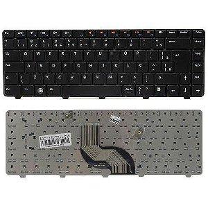 Teclado Dell Inspiron 14r 14v N4010 N4020 N4030 N5030 Abnt2