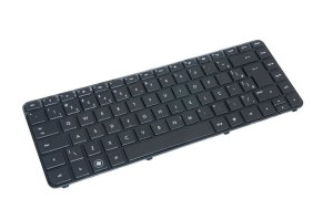 Teclado Notebook Hp G4-2000 673608-201 680555-201 Aer33600210 Moldura