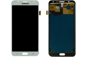 Tela Touch Display LCD Frontal Samsung Galaxy J7 J700 Branco - Original