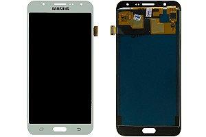 Tela Touch Display LCD Frontal Samsung Galaxy J7 J700 Branco - Original