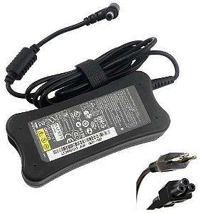 Fonte Compatível notebook Ibm Lenovo 3000 G530 G550 G560 Pa-1650-52lc