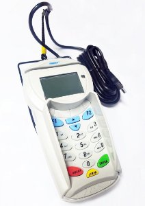 Pin Pad Gertec PPC900 LCM123 Branco - USB