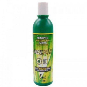 Shampoo CrecePelo Natural 370ML - Boé Cosmetics