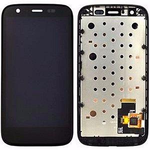 Tela frontal LCD e touch geração 1 G1 xt1032 xt1033
