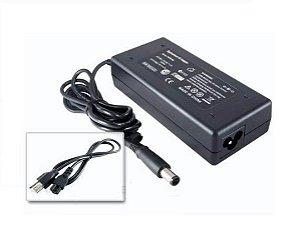 Fonte Compatível 19v 4,74a 90w P/ Notebook Hp Compaq Nx9005 Nx9010