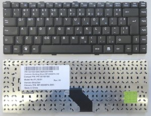 Teclado Compatível Dell Inspiron 1425 1427 1428 Pk1301s06b0 Br Com Ç