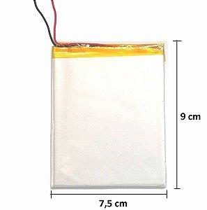 Bateria para Tablet Philco Ph7o | 3.7V 11.1WH 3000MAH