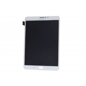 "Frontal Lcd Display Touch Samsung Tab S2 8"" T719 T715 Novo Branco - Original"