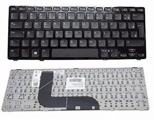 Teclado Compatível Dell Vostro 3360 14z-5423 | Frame Br Com Ç