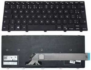 Teclado Notebook Dell Inspiron | 14-3000 Serie 3443 Ç - Compativel