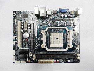 Placa Mãe Desktop Philco Socket Fm1 Ecs A55f-m4 V-2.0