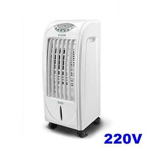 Climatizador De Ar Portátil Elgin Apolo Frio 3 Vel. 6 Litros FAFN06N2IA - 220V