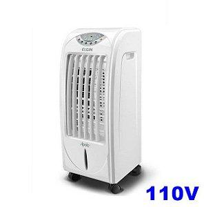 Climatizador De Ar Portátil Elgin Apolo Frio 3 Vel. 6 Litros FAFN06N1IA - 110V