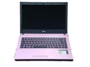 Notebook Philco 14M2-R1244W8.1-3D AMD Dual Core E1-2100 4GB 500GB W8.1 Rosa