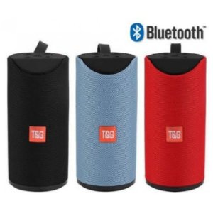 Caixa De Som T&G 113 Portable Wireless USB Bluetooth Speaker
