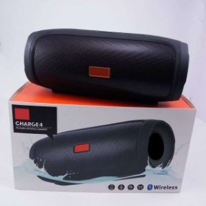 Caixa De Som Portable USB Wireless Bluetooth Speaker - Charge 4