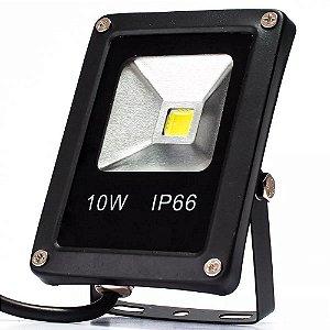 Refletor Led NBW 10W Bivolt Branco Frio IP66 6000k