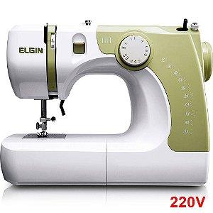 Máquina de Costura Elgin Supéria JX2050 - 220V