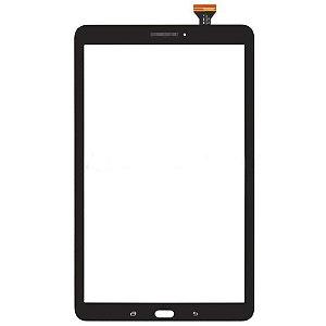 Tela Touch Vidro para Samsung Galaxy Tab E 9.6'' T560 T561 Preto