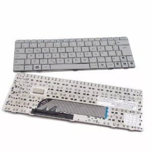 Teclado Para Cce Tablet Pc 82b382-fp7300 Mp-10g56pa-3607 Ç Cinza