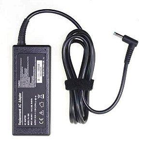 Fonte Carregador para Notebook Hp Envy Pro Ultrabook 4.5mm 3.0mm