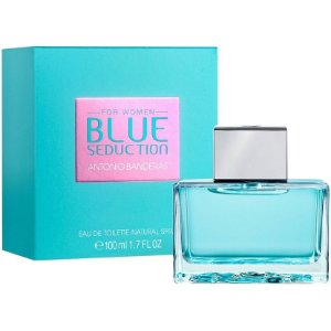 Blue Seduction For Woman Antonio Banderas - Perfume Feminino - Eau de Toilette - 80ml