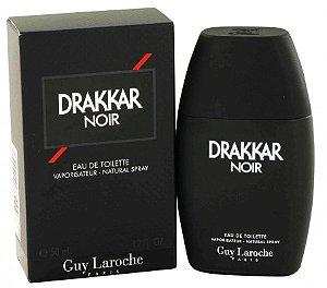Drakkar Noir Guy Laroche Eau de Toilette - Perfume Masculino 100ml