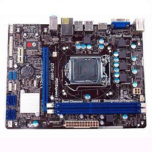 Placa Mãe Intel Lga 1155 DTA-H61 OEM