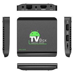TV box Conversor de tv comum em smart tv android hdmi