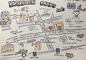Paperback Maps - Brás