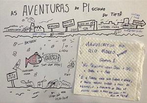 As Aventuras de Pisciano do Tietê - Manuscritos do Rio Morto