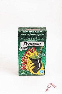 Erva Mate Mazutti Premium - Safra de Inverno - 1kg