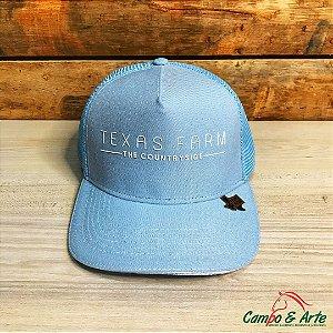 Boné Texas Azul Claro - Texas Farm