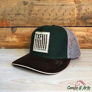 Boné TXF Verde - Texas Farm