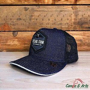 Boné Jeans - Texas Farm