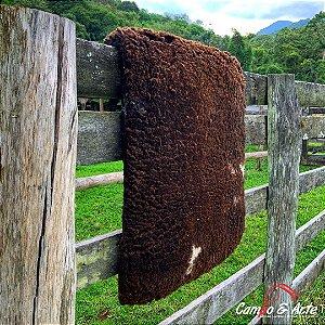 Pelego Duplo Classe A Lã Socada 96x67cm