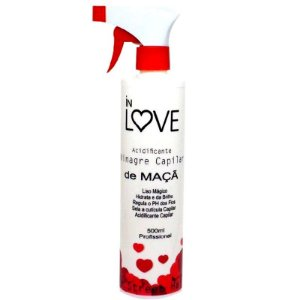 Vinagre de Maçã In Love 500ML
